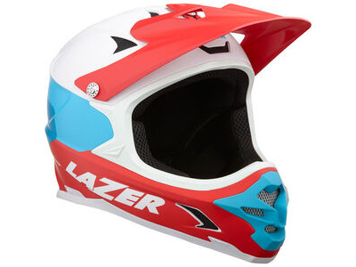 Lazer Phoenix+ Helmet, Red/White