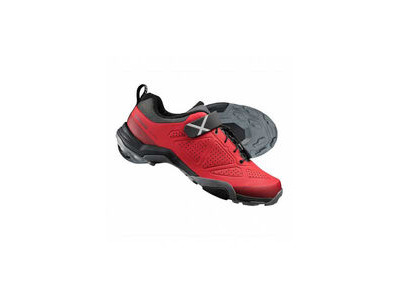 Shimano Trail / Leisure Shoes MT5 SPD red