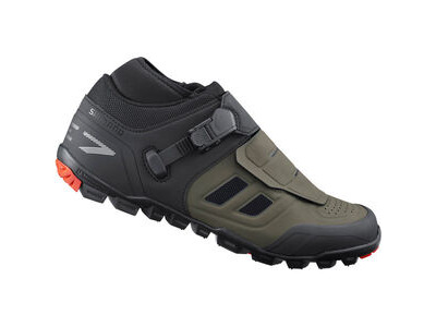 Shimano ME7 (ME702) SPD Shoes, Olive