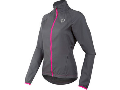 Pearl Izumi Women's, Elite Barrier Jacket, Smoked Pearl