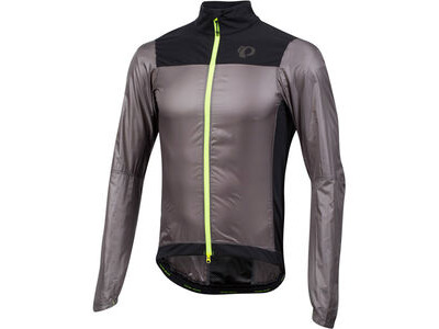 Pearl Izumi Men's P.R.O. Barrier Lite Jacket Smoked Pearl/Black