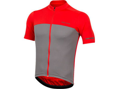 Pearl Izumi Men's Charge Jersey, Torch Red/Smoked Pearl