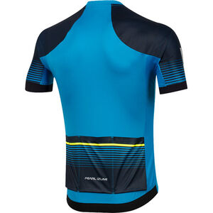 Pearl Izumi Men's ELITE Pursuit Speed Jersey Atomic Blue Diffuse click to zoom image