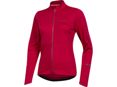 Pearl Izumi Women's Quest Thermal Jersey, Beet Red