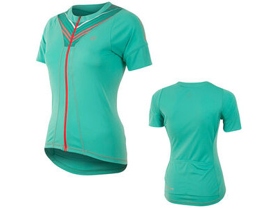 Pearl Izumi Women's, Select Pursuit SS Jersey, Atlantis Whirl