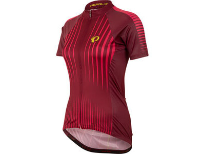 Pearl Izumi Women's, Elite Pursuit Ltd Jersey, Radiating Rouge Red